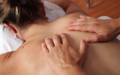 Wellness- und Wohlfühlmassage
